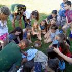 Természetismereti nyári tábor a Boglártanya Erdei Iskolában