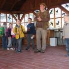 Jó hangulatban telt a hagyományőrző őszi kukoricanap a Boglártanya Erdei Iskolában!