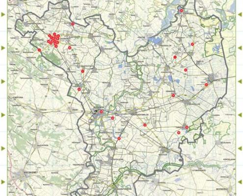 jász nagykun szolnok megye térkép Jász Nagykun Szolnok megye helyi jelentőségű természetvédelmi  jász nagykun szolnok megye térkép